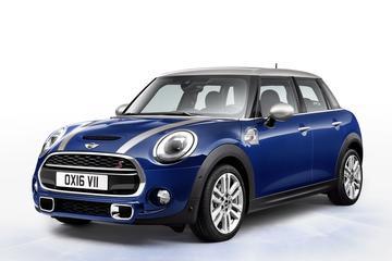 Mini Seven als eerste 'designmodel'