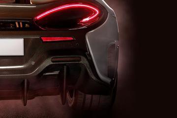 McLaren teast 570LT