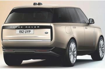 Nieuwe Range Rover gelekt
