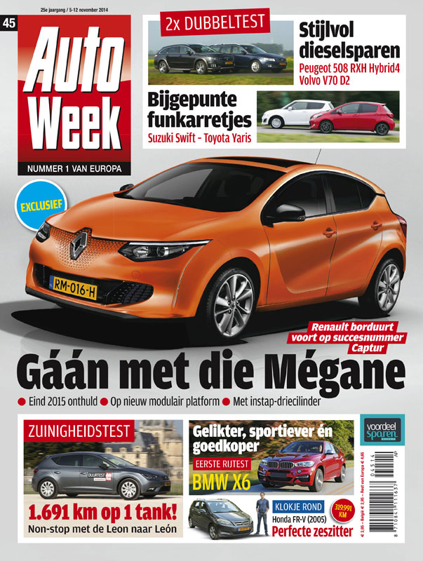 AutoWeek 45 2014