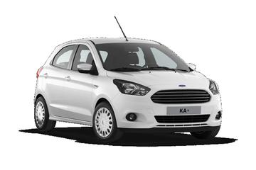 Back to Basics: Ford Ka+
