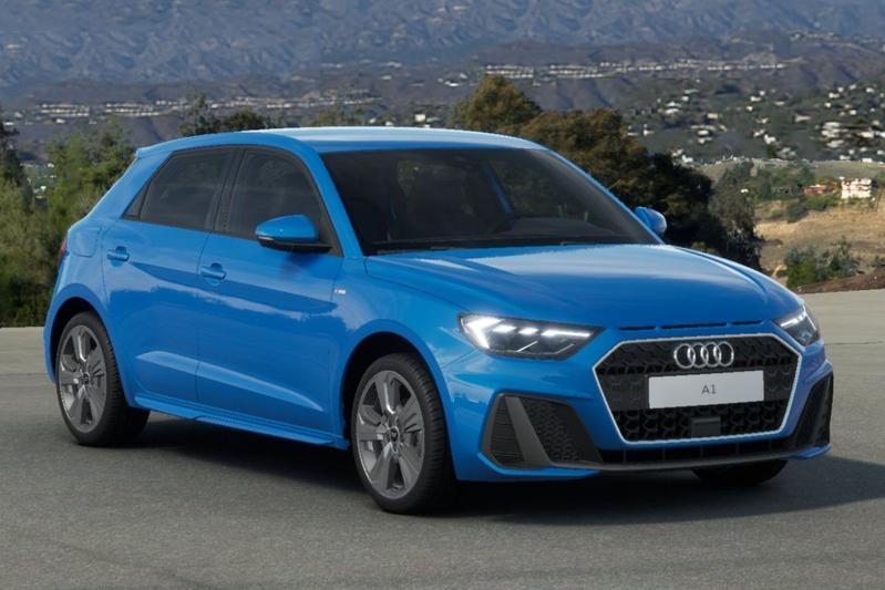 Audi A1 Sportback S Edition