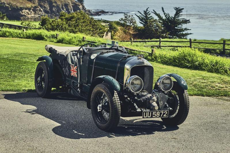 Bentley Blower Reborn