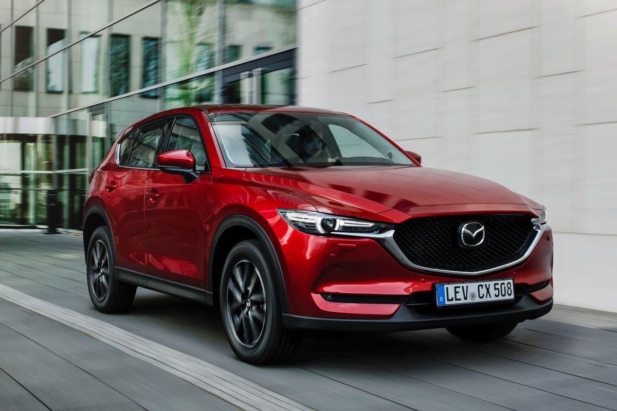 Dit kost de nieuwe Mazda CX-5 | Autonieuws - AutoWeek.nl