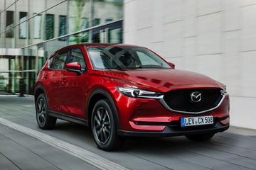 Dit is de Europese Mazda CX-5