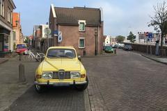 In het wild: Saab 96 (1972)
