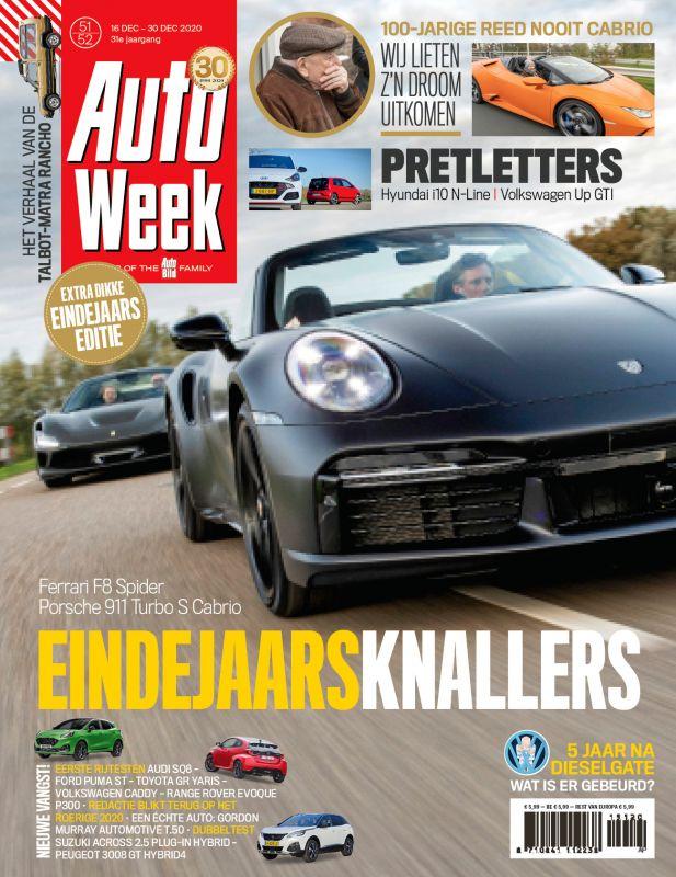 AutoWeek 51/52 2020