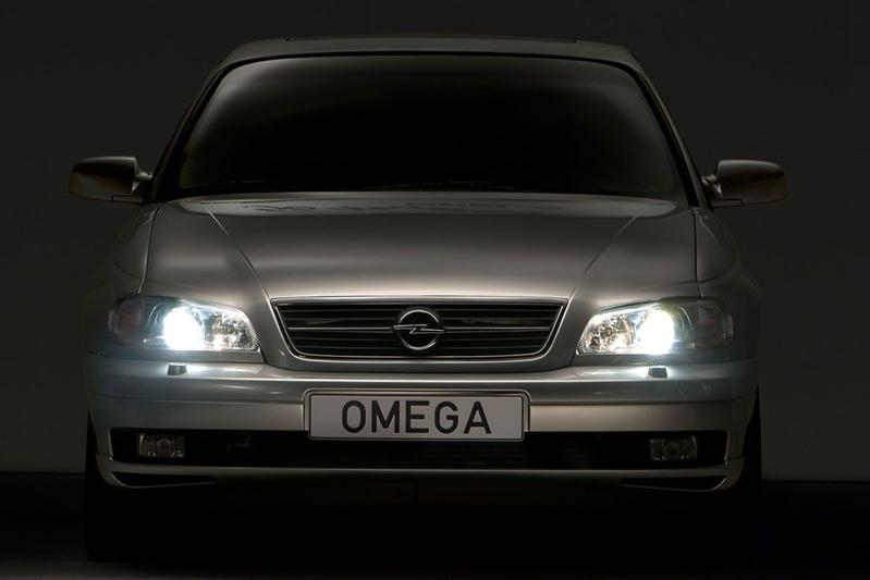 facelift friday opel omega b autonieuws. Black Bedroom Furniture Sets. Home Design Ideas