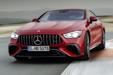 Mercedes-AMG GT 4-Door 63 S E Performance: 843 pk sterke plug-in