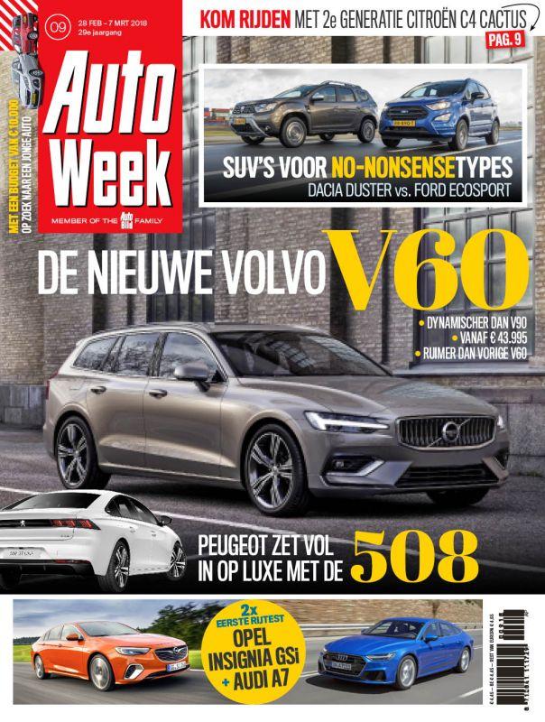 AutoWeek 9 2018