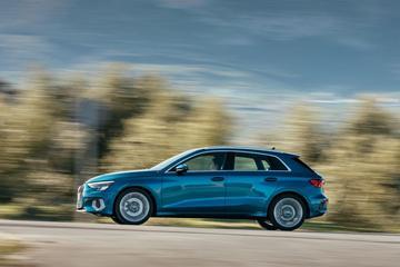 Audi A3 - Eerste rijtest