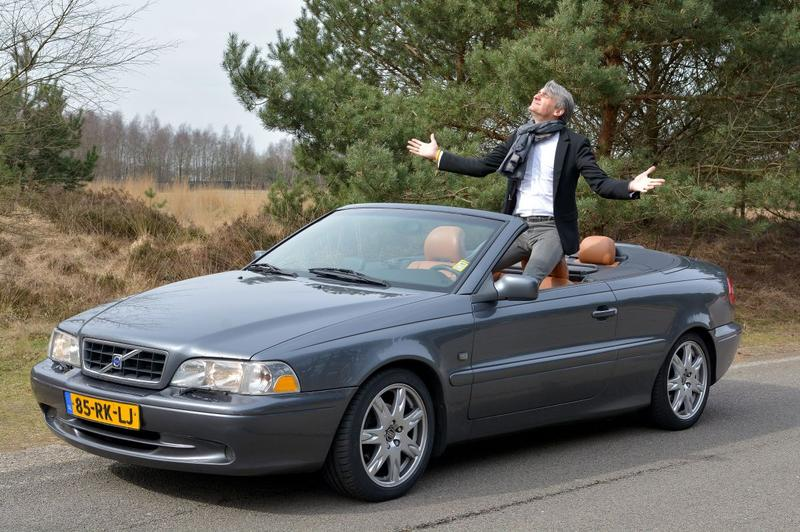 klokje rond volvo c70 t5 cabrio km klokje rond. Black Bedroom Furniture Sets. Home Design Ideas