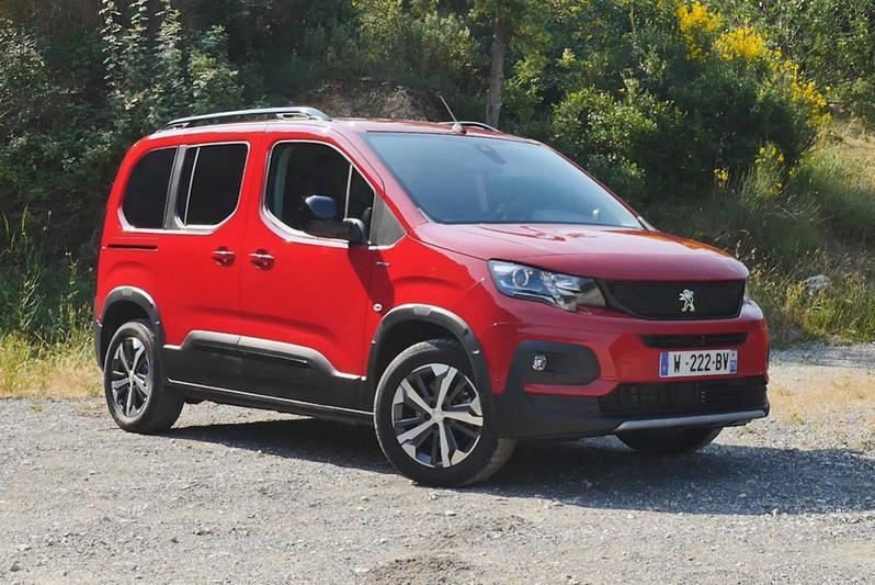 Peugeot Rifter - Rij-impressie