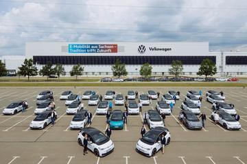 Volkswagen levert 150 test-ID.3's aan personeel