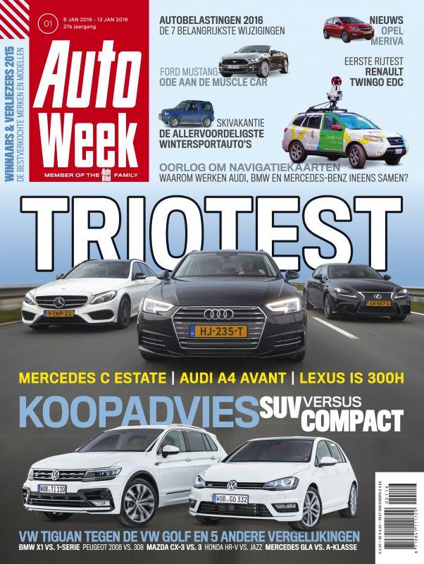 AutoWeek 1 2016