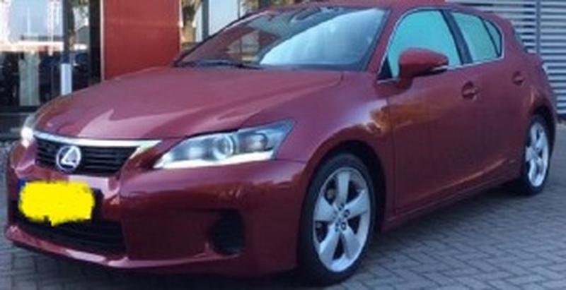 Lexus CT 200h Hybrid (2012)