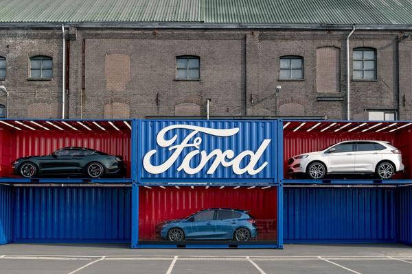 Ford ontslaat 10 procent van het kantoorpersoneel