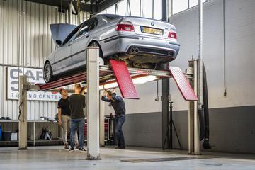 BMW 540i – 2002 – 405.221 km - Klokje Rond