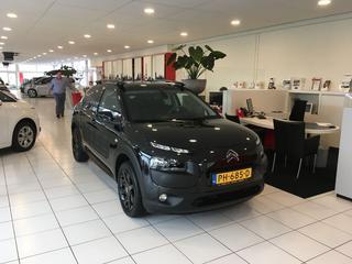 Citroën C4 Cactus PureTech 110 One-Tone (2017)