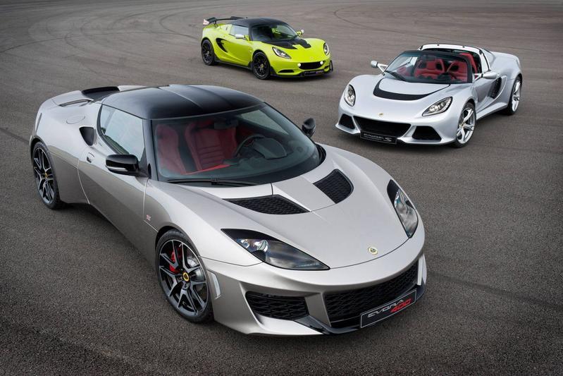 'Geely investeert groots in Lotus'
