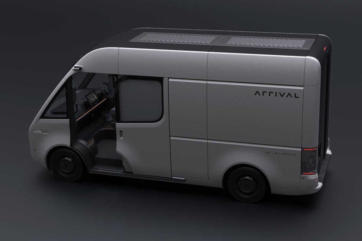 Arrival Van