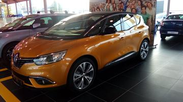 Renault Scénic TCe 130 Intens (2017)