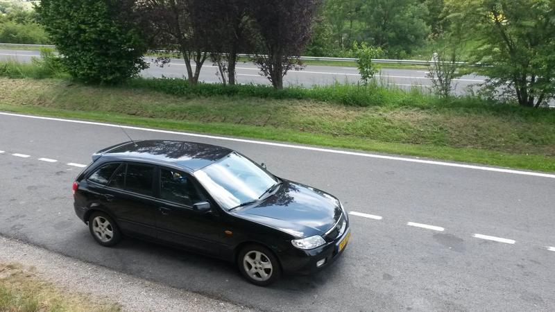 Mazda 323 FastBreak 1.6 Exclusive (2002)