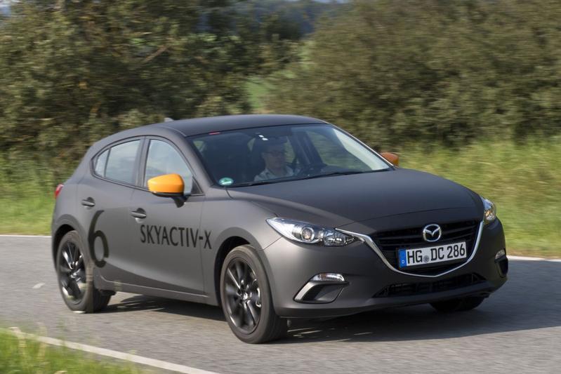 Mazda komt met nóg schonere benzinemotor