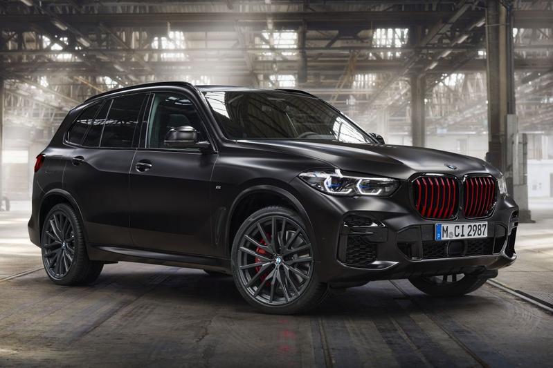 BMW X5 en X6 Black Vermilion en X7 Frozen Black