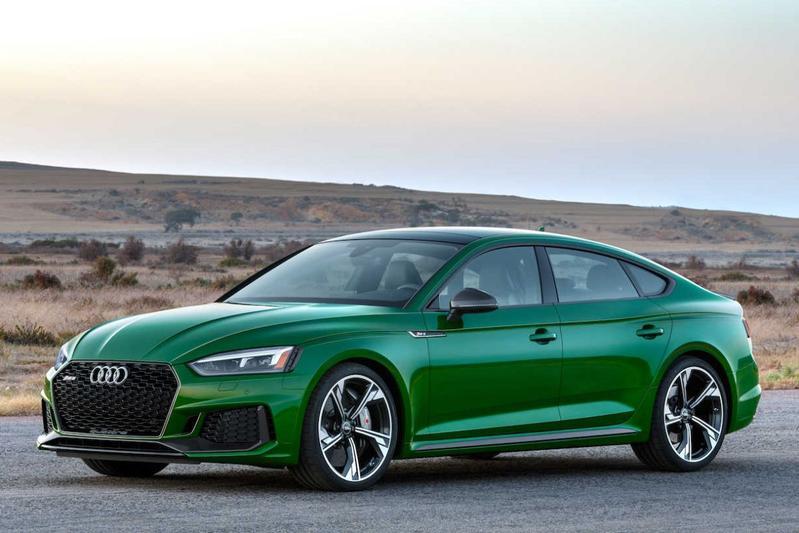 Verrassing: Audi RS5 Sportback