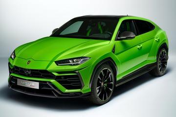 Lamborghini Urus Pearl Capsule valt lekker op