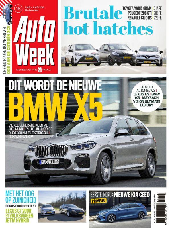 AutoWeek 18 2018