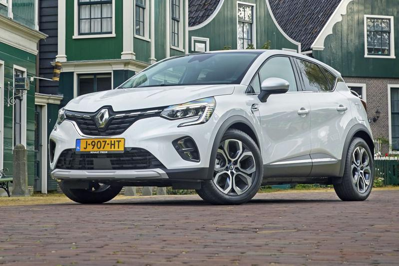 Test: Renault Captur Plug-in Hybrid 160