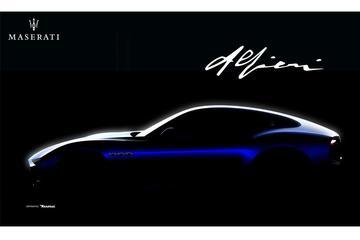 Maserati Alfieri komt in 2020
