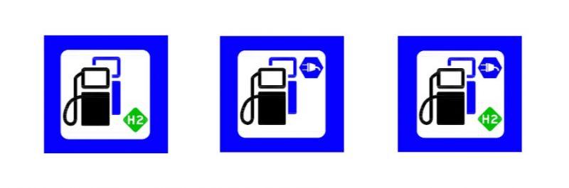 borden tankstation laadpaal waterstof