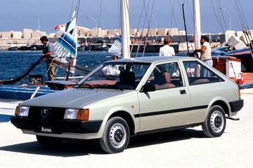 De Tweeling: Nissan Pulsar/Cherry - Alfa Romeo Arna - Holden Astra