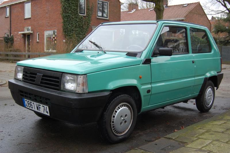 Fiat Panda 900 Young (2000)