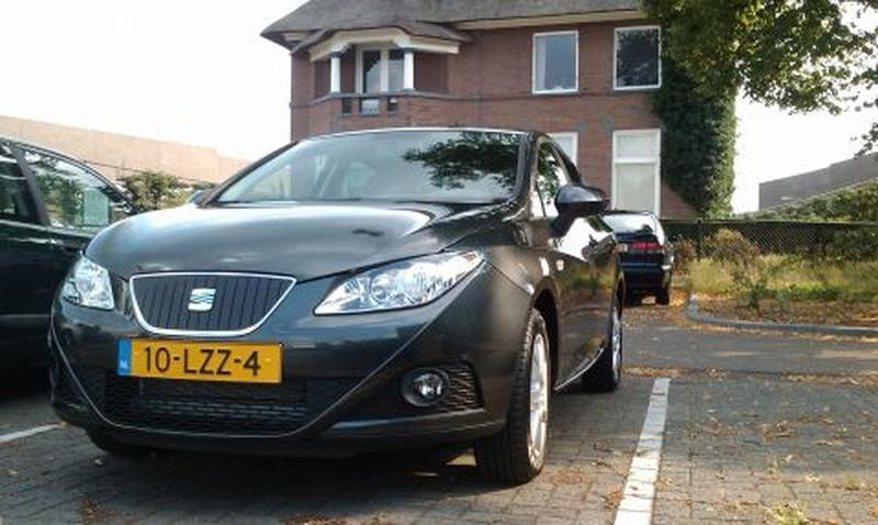 Seat Ibiza 1.2 TDI Ecomotive Style (2010)