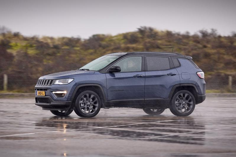 Test: Jeep Compass 4XE