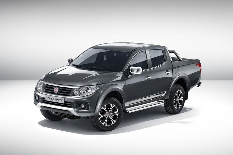 Fiat presenteert nieuwe Fullback