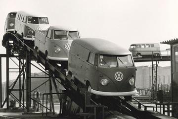 Jubilea: 70 jaar Volkswagen Transporter