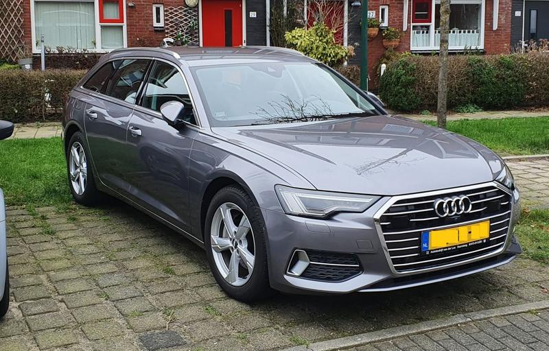 Audi A6 Avant 45 TFSI Business Edition (2019)