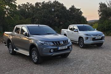 Facelift Friday: Mitsubishi L200