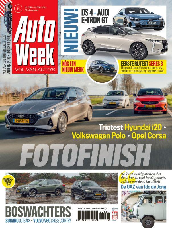 AutoWeek 6 2021