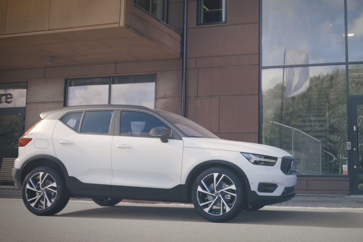 Dít is de nieuwe Volvo XC40! | Autonieuws - AutoWeek.nl