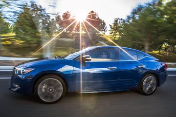 In detail: nieuwe Nissan Maxima