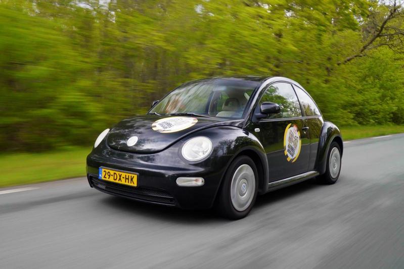 Barrelbrigade 2021 - Volkswagen New Beetle - Klokje Rond-keuring