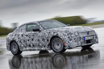Nieuwe BMW 2-serie klaar voor debuut