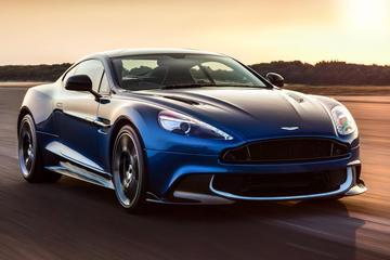 Aston Martin presenteert Vanquish S