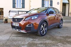 Peugeot 3008 - Rij-impressie